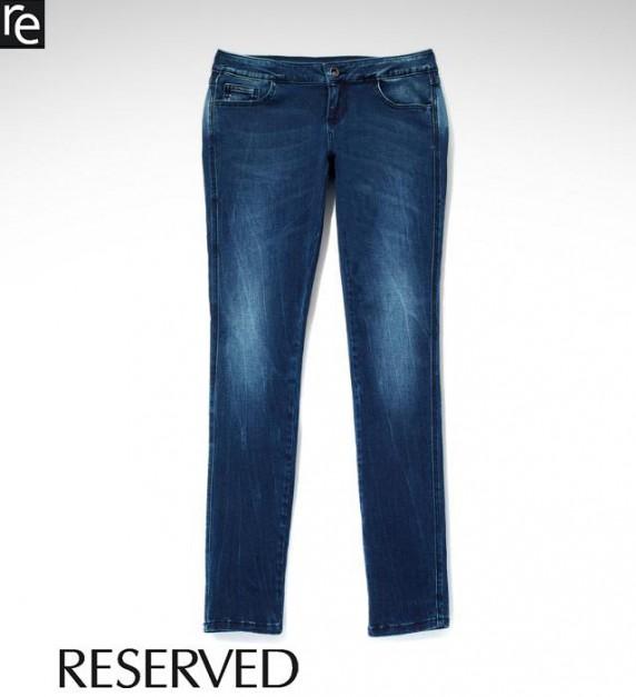 spodnie Reserved...