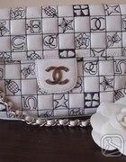 Chanel oryginalna lakierowana torebka luxlux