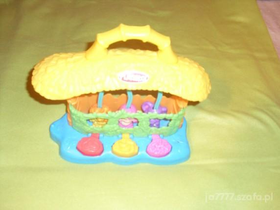 Zabawki zoo z dzwiękami