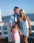 Rodzinny wypad nad morzem