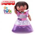 Śpiewająca i Tańcząca Lalka Dora Fisher Price