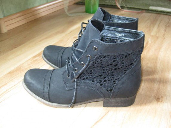 ATMOSPHERE Worker Boots