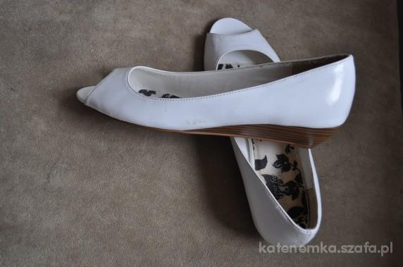 Koturny Koturny new look białe