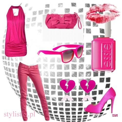 Do szkoły Pink