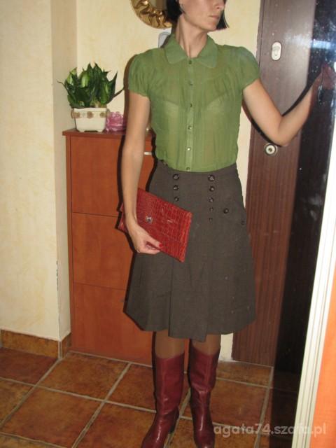 Vintage babcina jesien odslon 2