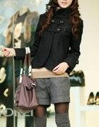Krótki kurteczko płaszczyk JAPAN STYLE