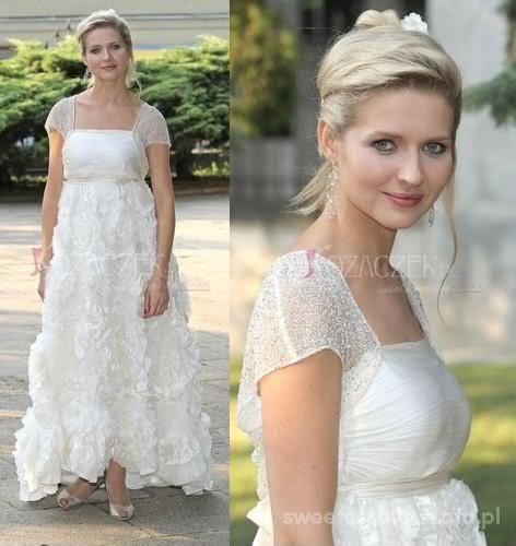 Na specjalne okazje Suknia Ślubna z serialu Tylko Miłość moje marzenie