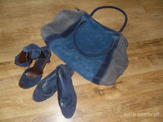 Mój styl niebiesko