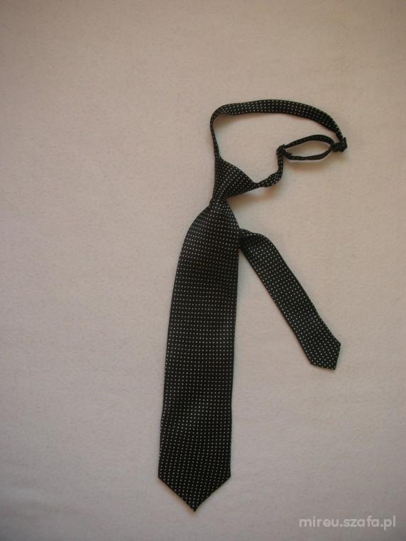 Pozostałe krawat damski promod w kropeczki