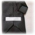 krawat damski promod w kropeczki