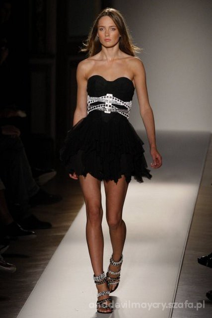 Mój styl Balmian sukienka