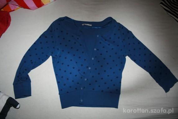 sweterek stradivarius w kropeczki