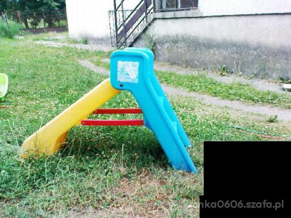 Zabawki Super zjeżdżalnia