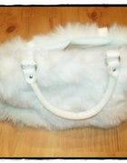 Biała torebka foterko