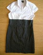 Sukienka króciutka rozm 38 40