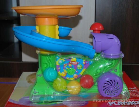 Zabawki PLAYSKOOL OD 9miesiecy skaczace pileczki