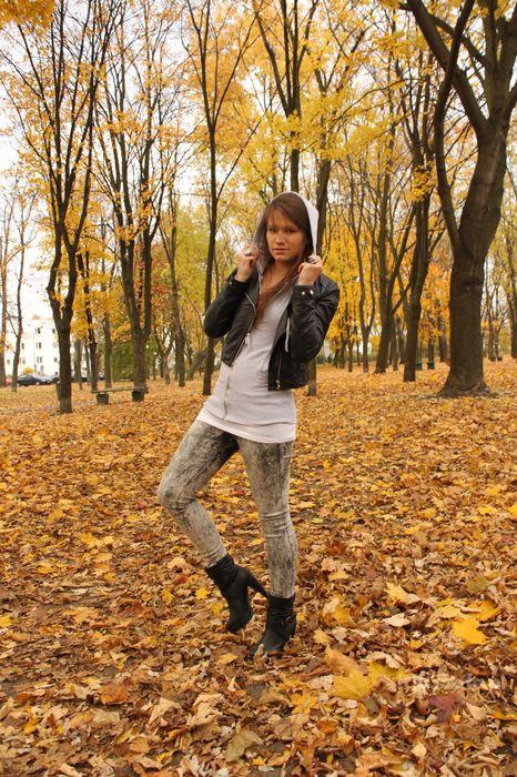 Mój styl kocham jesień