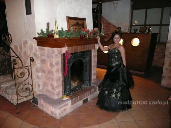 Suknia sylwestrowa...