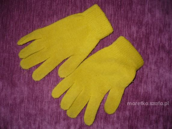 ece5653dd288a1 Żółte rękawiczki w Rękawiczki - Szafa.pl