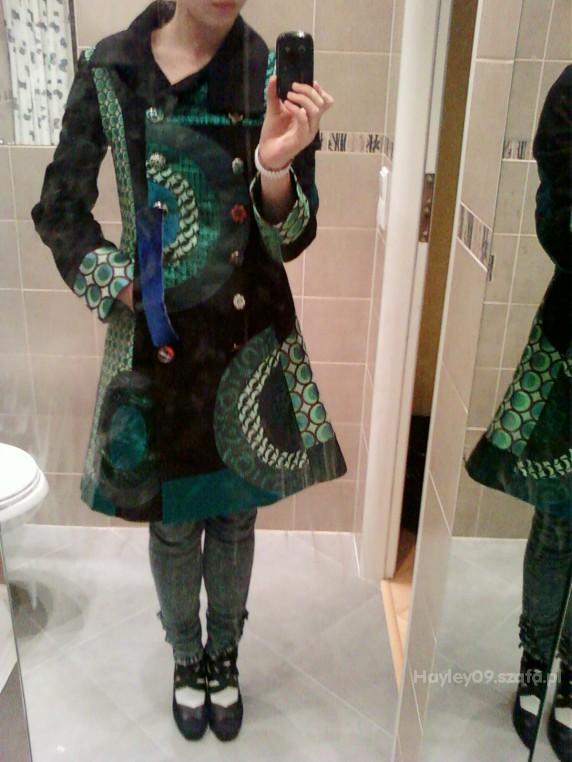 Mój styl Jesienno wiosenny płaszczyk