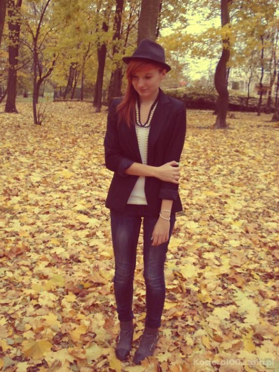 Mój styl Wczesna jesień