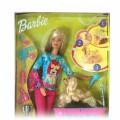 Barbie stylistka psiaków blondynka 56684