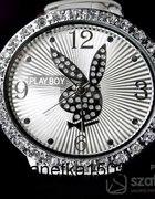 Zegarek Playboya Duża Tarcza
