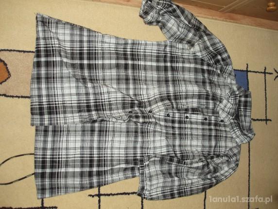 koszula w krate kappahl