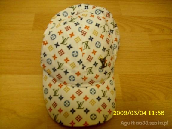 Czpka z daszkiem Louis Vuitton