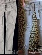 Spodnie alladynko rurki