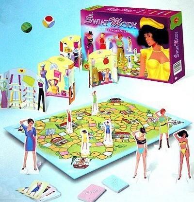 Zabawki Świat mody PEZENT dla modnisi