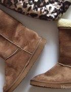 moje śliczne buciki jak EMU