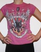 t shirt NEW LOOK rock rockabilly...