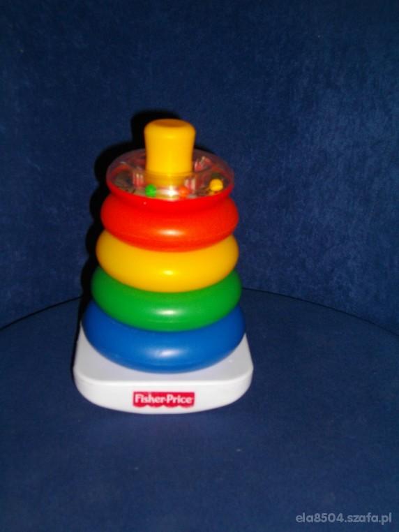 Zabawki piramidka