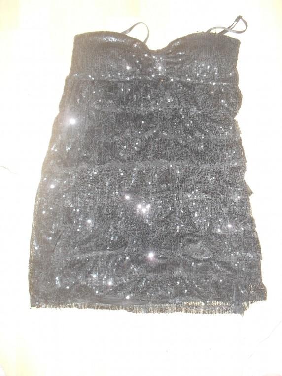 Sylwestrowa sukienka