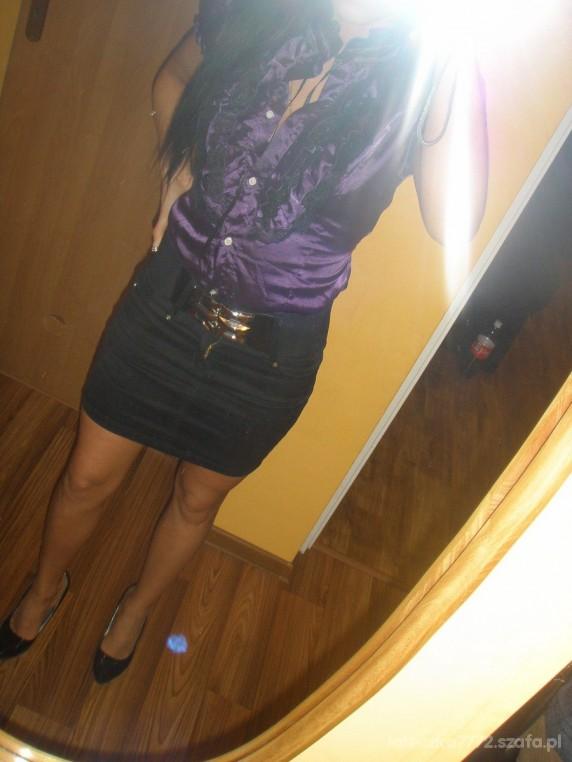 Eleganckie spodnica