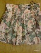 Spodniczka floral 38 40