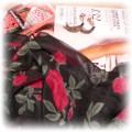 apaszka floral róże