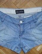 Krótkie jeansowe spodenki Diverse r 28