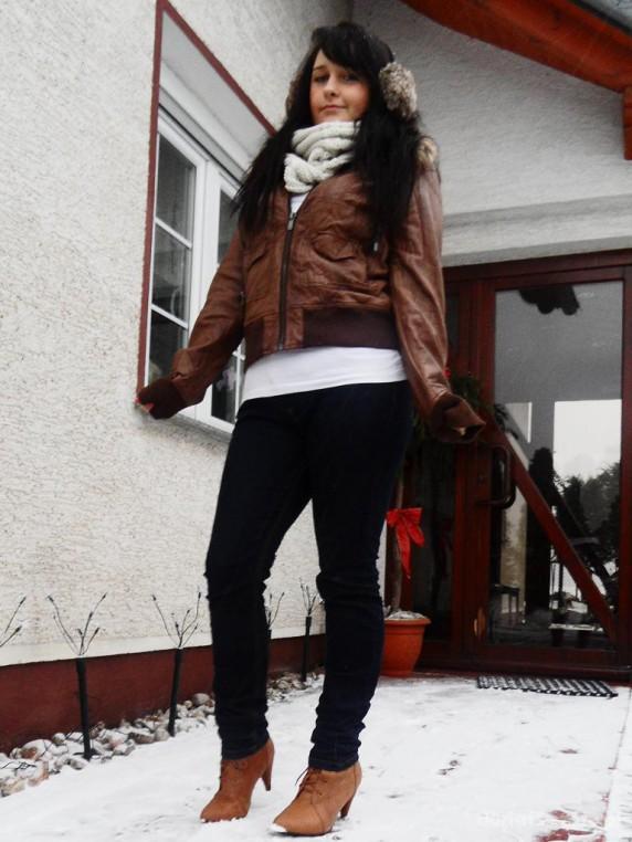 Mój styl zimowo