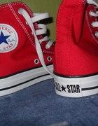 Buty Converse czerwone