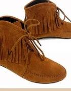 Indianka w butach...