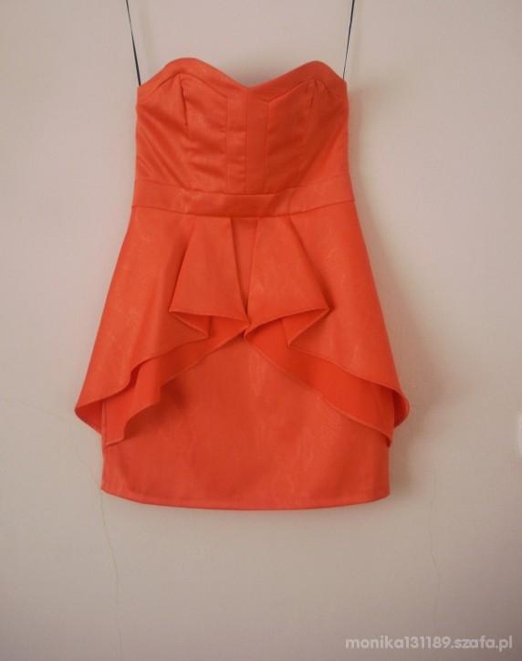 sukienka ZIP