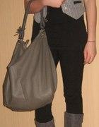Duża torba do szkoły