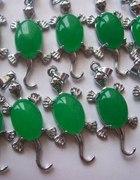 Żółw z zielonym jadeitem 2...