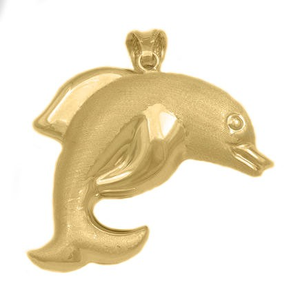 złoty delfinek