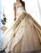 W takiej sukni szłam do ślubu