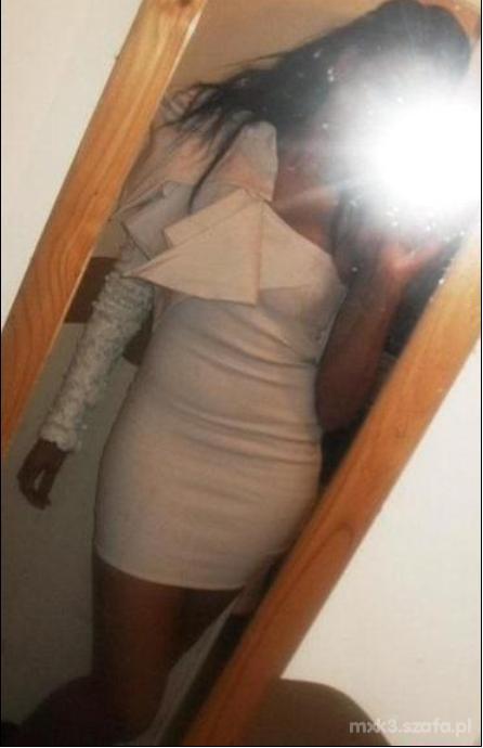 Imprezowe sliczna sukienka