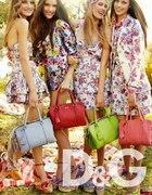 Dolce Gabbana wiosna 2011