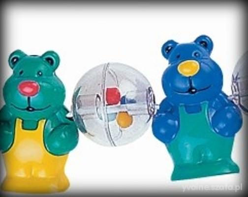 Zabawki Nowa grzechotkapałąk do wózka łóżeczka Canpol